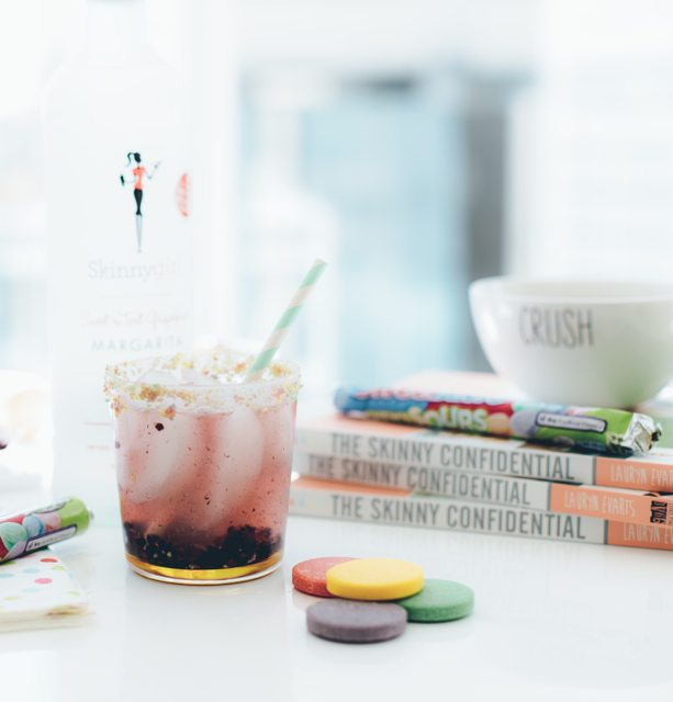 candy margaritas | the skinny confidential