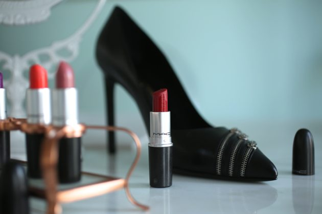 bright red lip 4 | by the skinny confidential