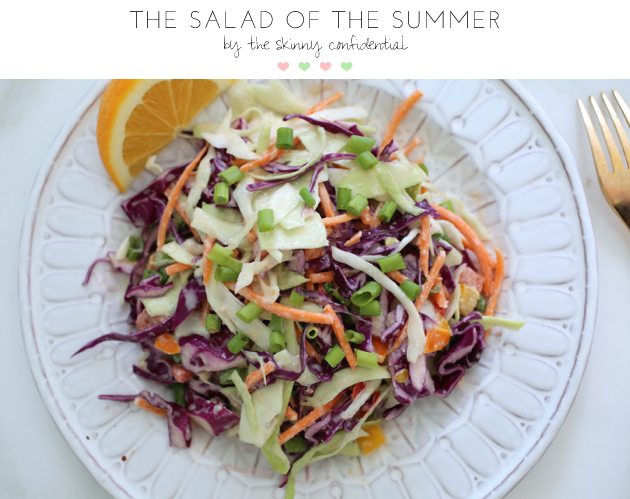 lookbook cookbook salad | by the skinny confidential