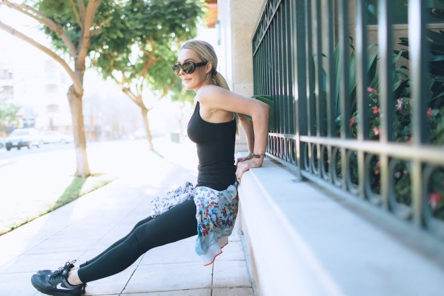 fitness tips | by: the skinny confidential
