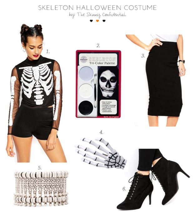 d823e4a93040 Super Cute + EASY Halloween Costumes | The Skinny Confidential