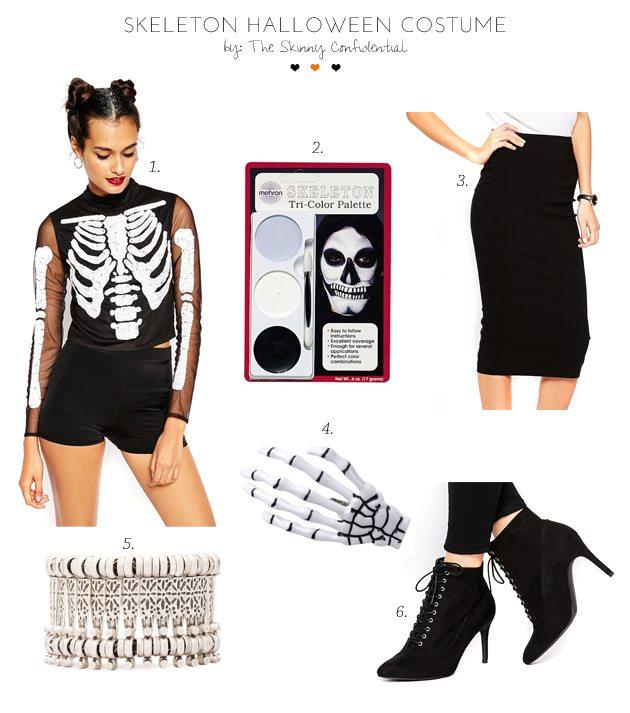 Super Cute + EASY Halloween Costumes