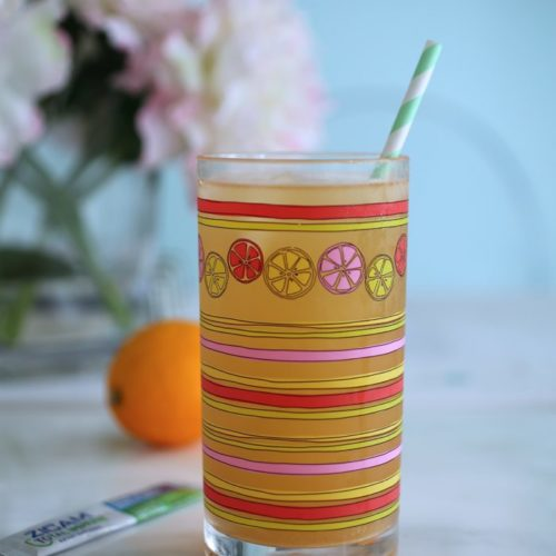TSC Fizzy Orange Soda (PERFECT For Halloween!)