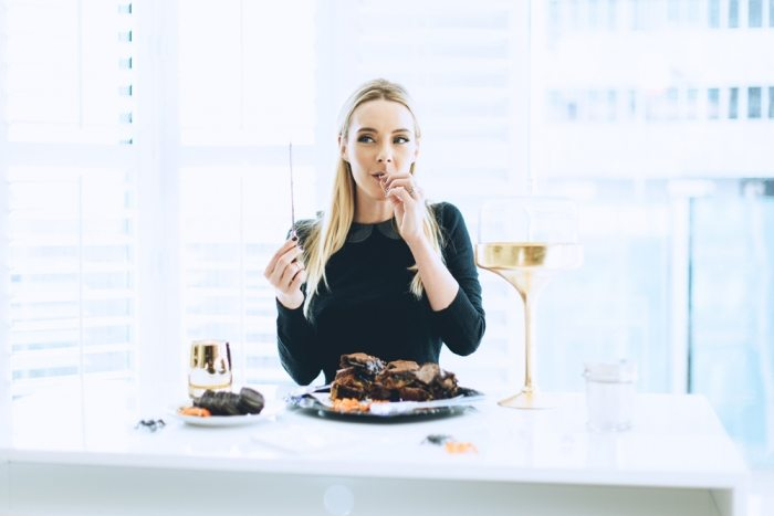 lauryn evarts slutty brownies recipe | by the skinny confidential