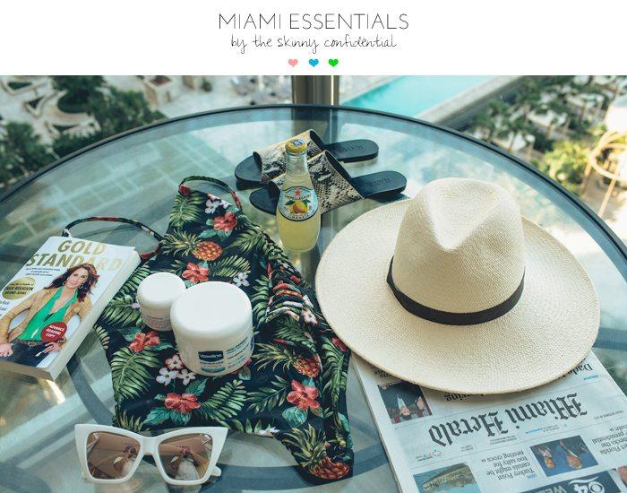 miami essentials | by the skinny confidential