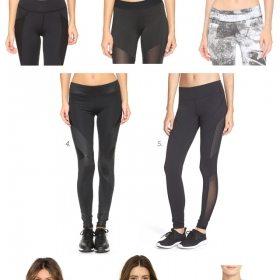 Edgy, Unique Workout Clothes