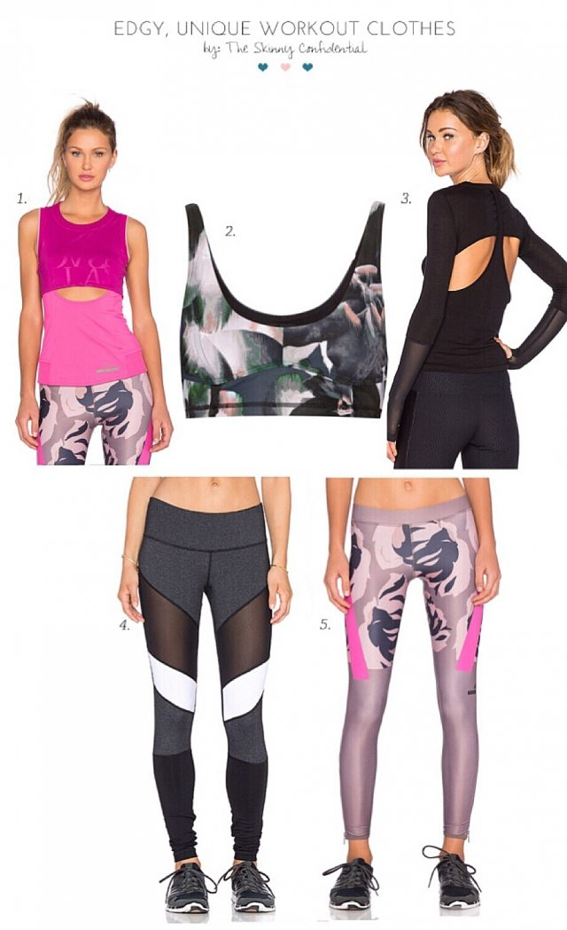 los angeles best prices new lifestyle Edgy Workout Clothes