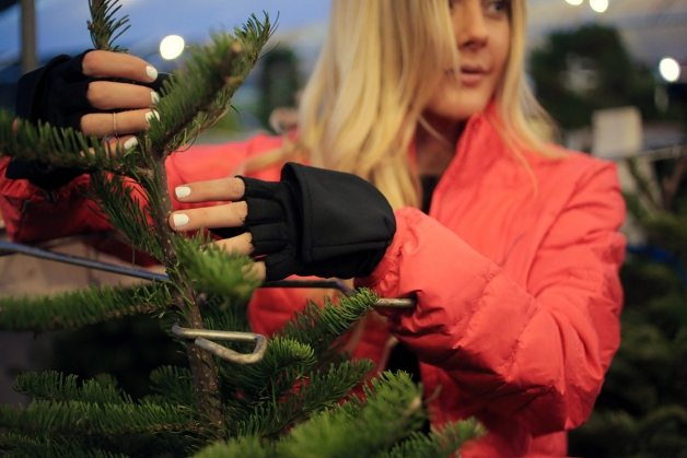 charlie brown christmas tree 7 | by the skinny confidential