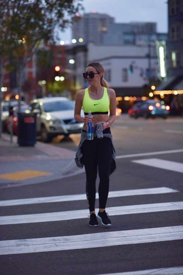 workout updates with Nike 9 | by the skinny confidential