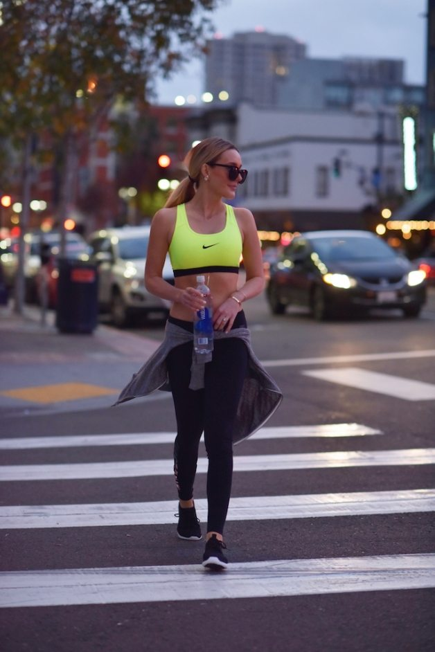 workout updates with Nike 8 | by the skinny confidential