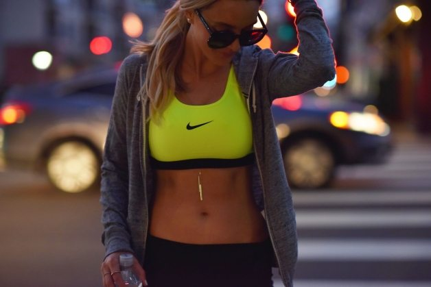 workout updates with Nike 2 | by the skinny confidential