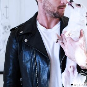 every style badass leather jacket you need | by the skinny confidential