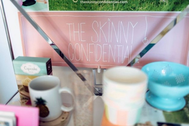 blogger shelves 12 | by the skinny confidential