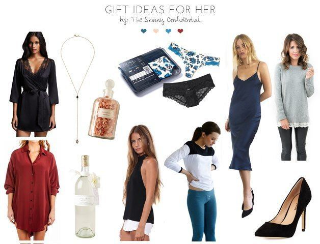 Gift Ideas For Her by The Skinny Confidential