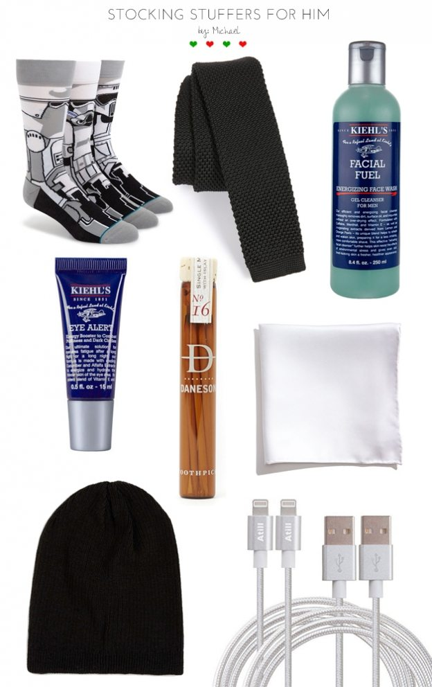 stocking stuffers | by Michael on the skinny confidential