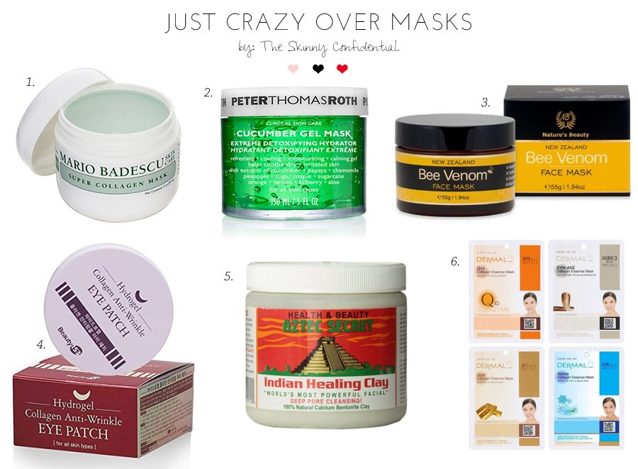 detox mask | by the skinny confidential