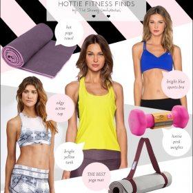 Hottie Fitness Favorites