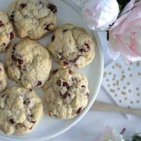 How To Make Someone Fall In Love With You Cranberry Scones ♡