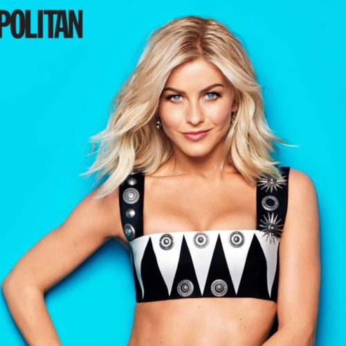 Julianne Hough On Dancing, Fitness, & Grease