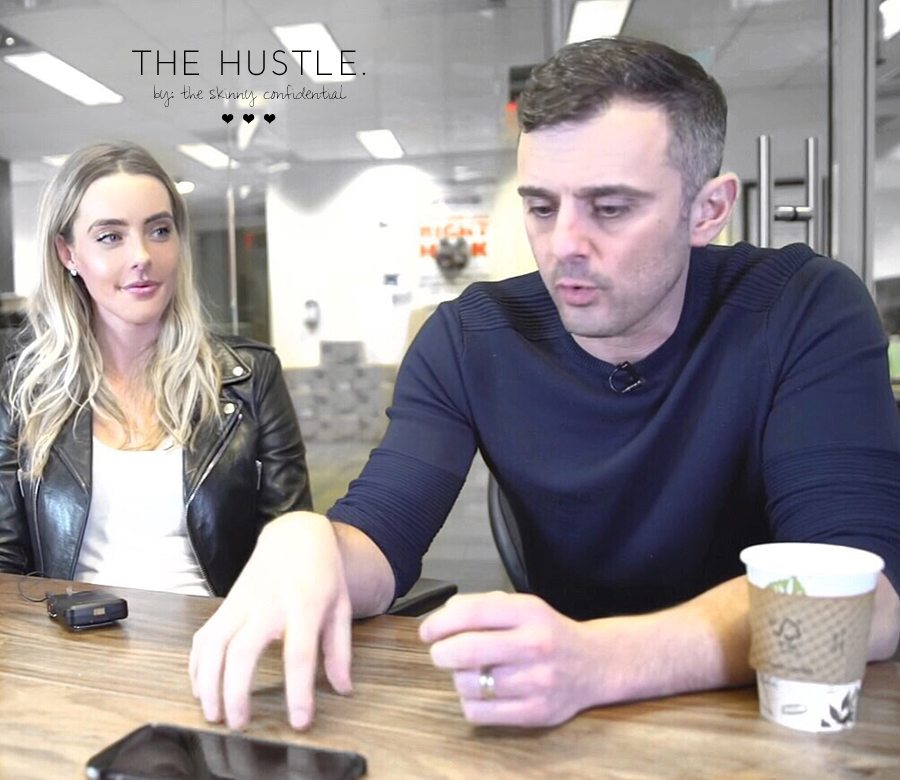 lauryn evarts talks to gary vee | by the skinny confidential