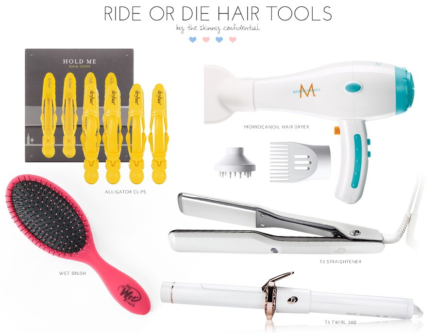 hair tools | by the skinny confidential