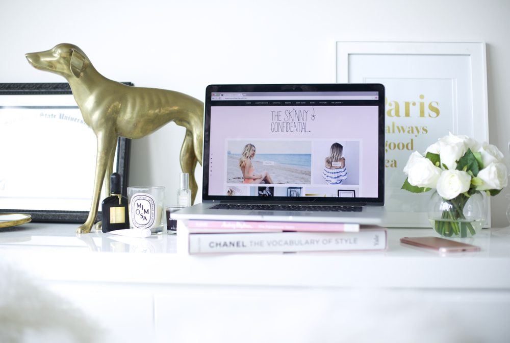 new site makeover 2 | by the skinny confidential