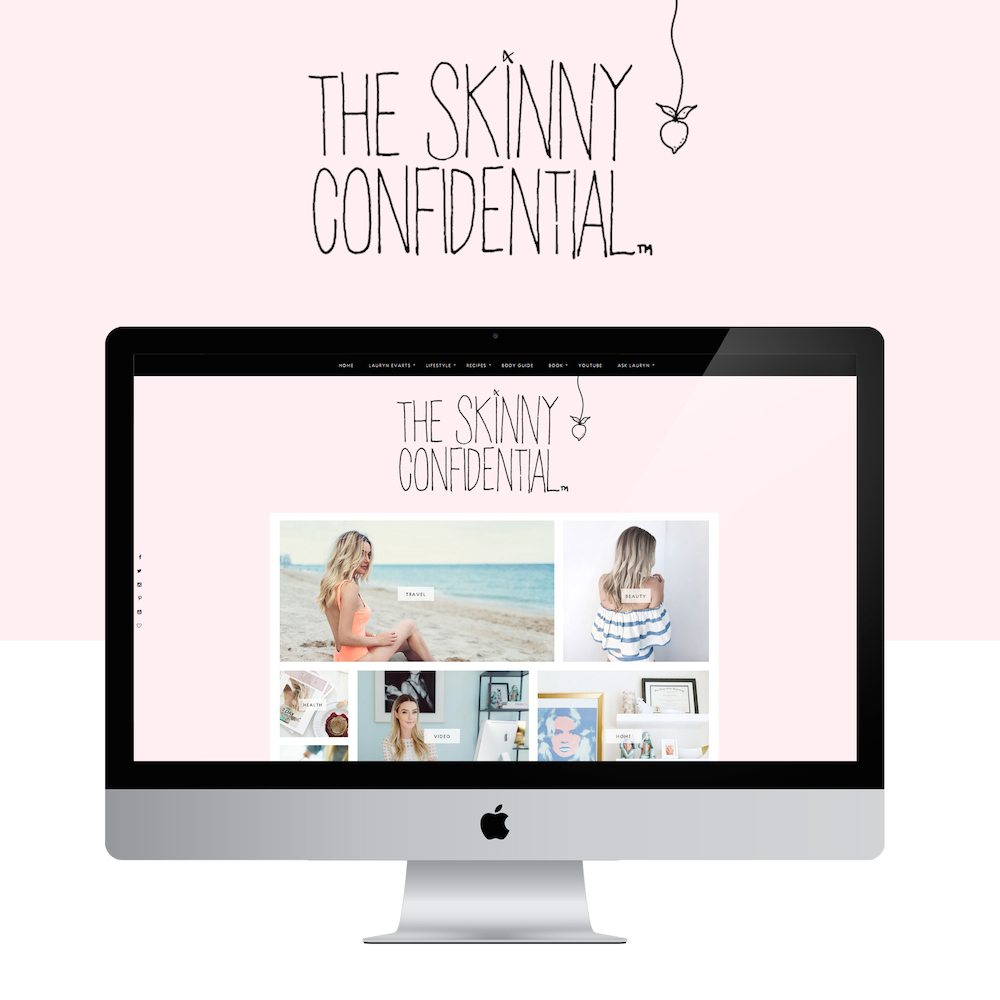 new site makeover 5 | by the skinny confidential