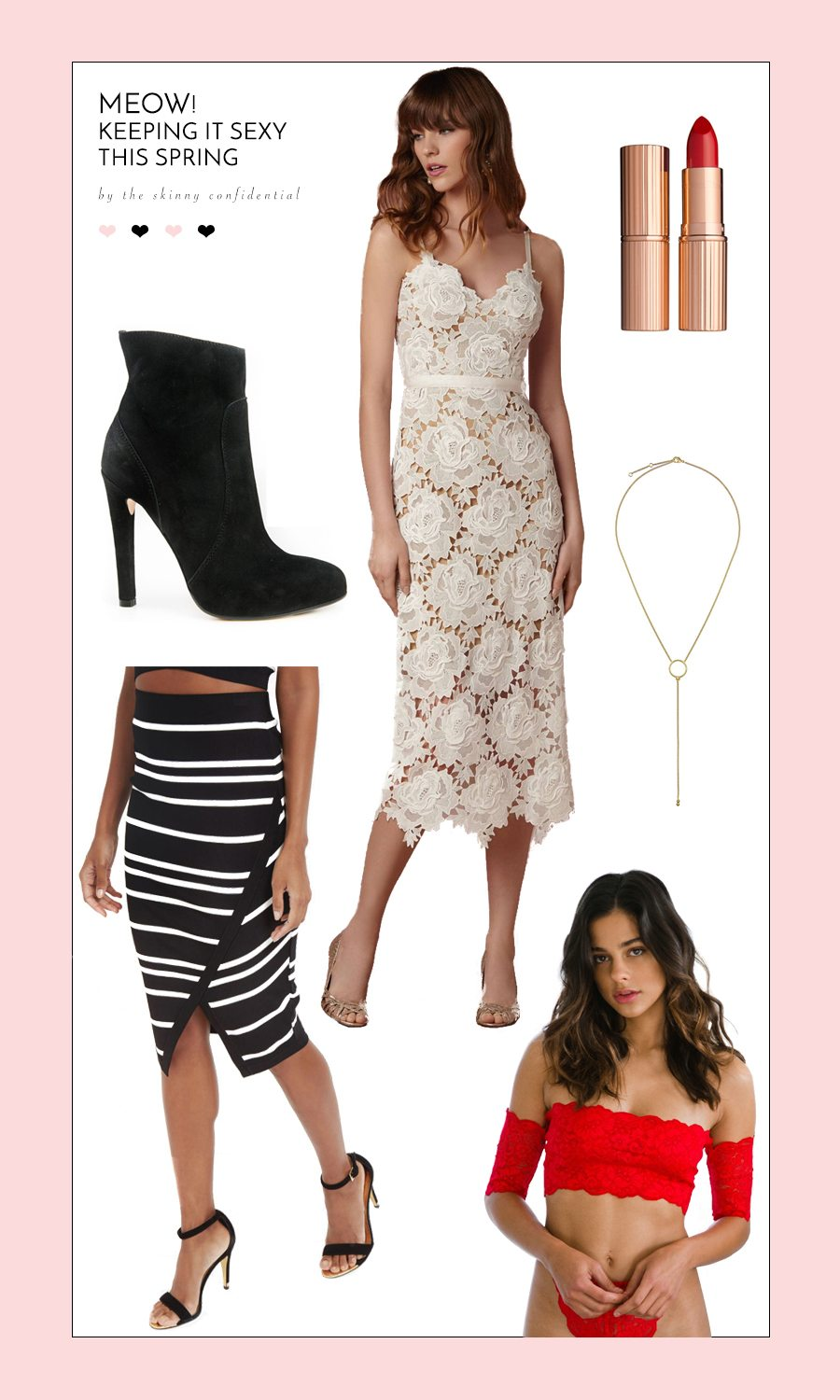 keeping it sexy this spring   by the skinny confidential