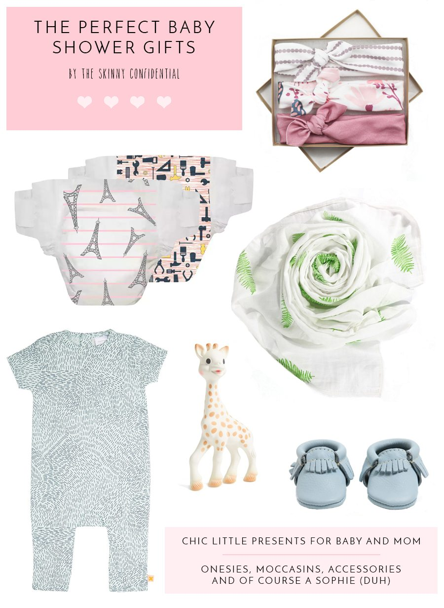 baby shower gifts | by the skinny confidential