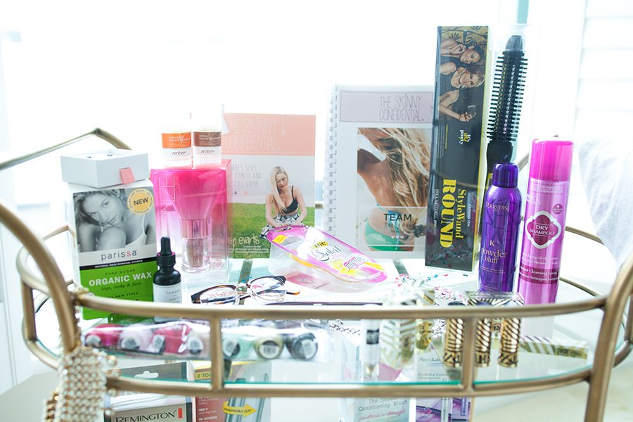 beauty giveaway 2 | by the skinny confidential