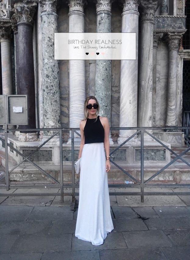 lauryn evarts birthday | by the skinny confidential