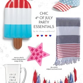Festivey 4th OF JULY PARTY ESSENTIALS