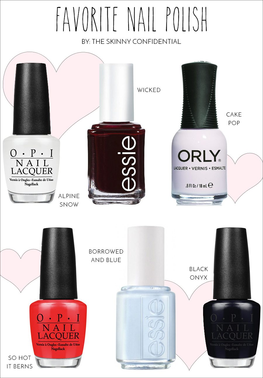 best nail polish 2 | by the skinny confidential