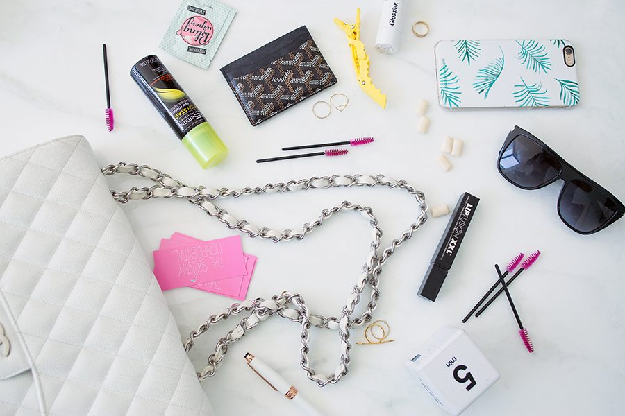 what's in my purse 4 by the skinny confidential
