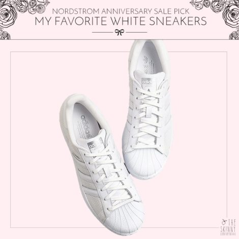Nordstrom Anniversary Sale Pick My Favorite White Sneakers   by the skinny confidential