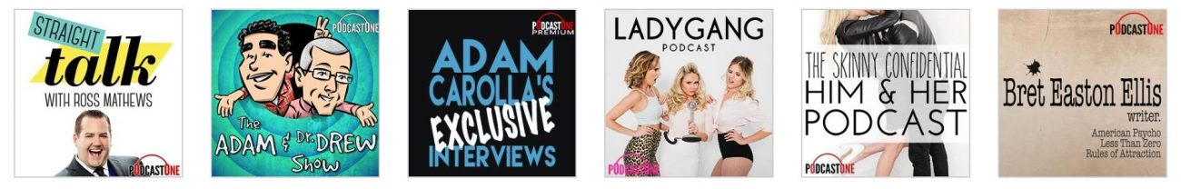 podcastone | by the skinny confidential