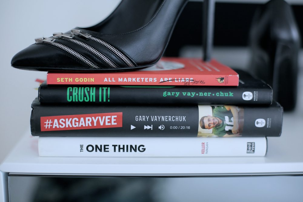books I love | by the skinny confidential