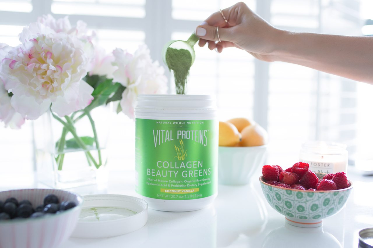 collagen smoothie 2 | by the skinny confidential