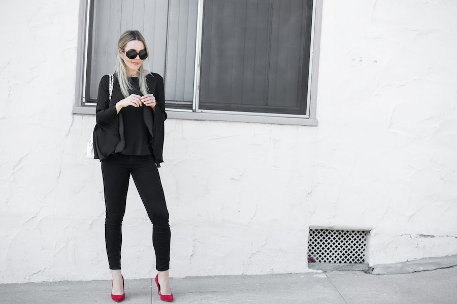 office outfits   by the skinny confidential