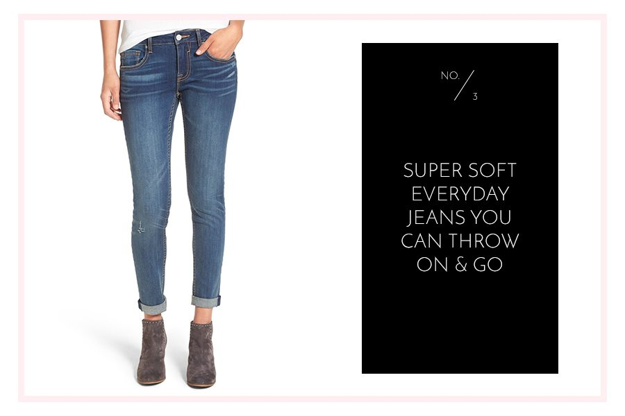 favorite item roundup from the Nordstrom Anniversary Sale - jeans| by the skinny confidential
