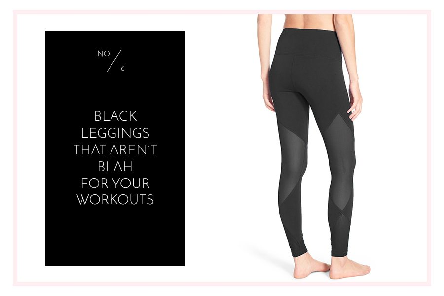 favorite item roundup from the Nordstrom Anniversary Sale - leggings | by the skinny confidential