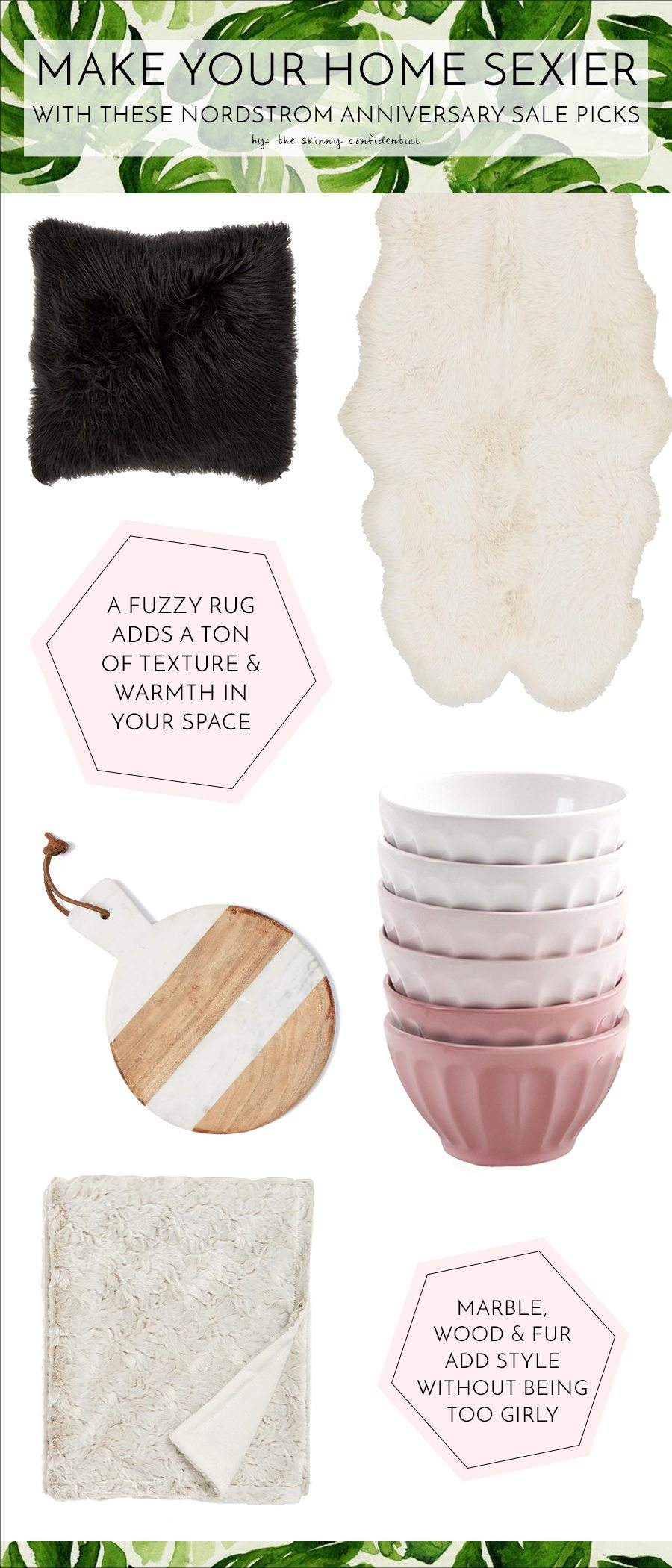 make your home sexier with these nordstrom anniversary sale picks | by the skinny confidential