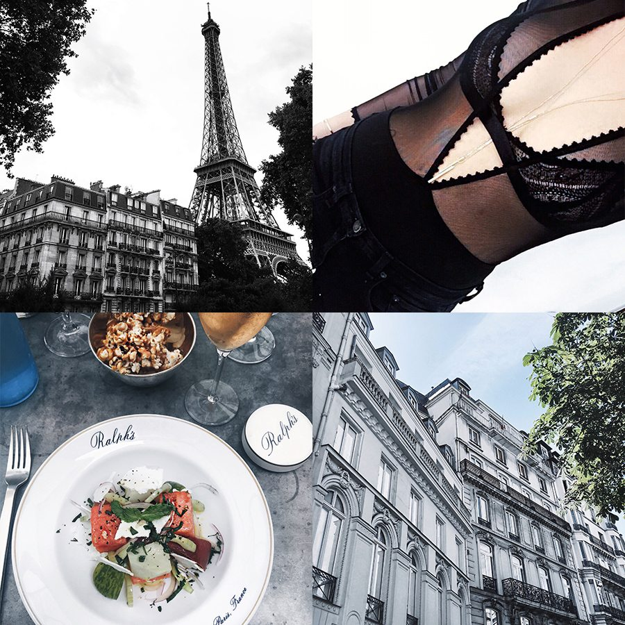 PARIS VIBES 11 | by The Skinny Confidential