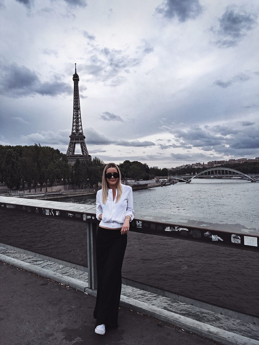 Paris Vibes by The Skinny Confidential