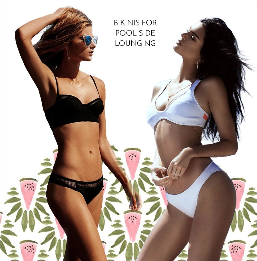 st tropez style - bikinis | by the skinny confidential