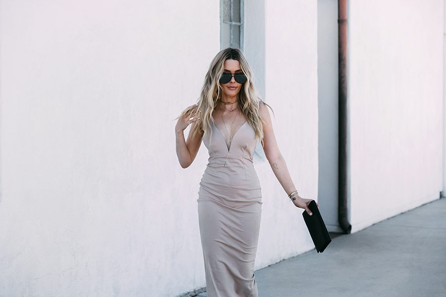 nude-spaghetti-strap-dress-7-by-the-skinny-confidential