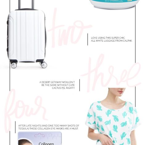 bachelorette party essentials | by the skinny confidential