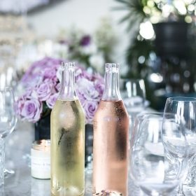 LAVENDER / LEMON BRIDAL SHOWER: Part 1 + Other Musings