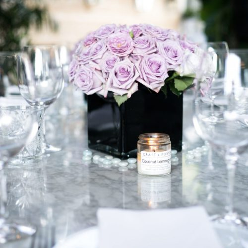LAVENDER / LEMON BRIDAL SHOWER: Part 2
