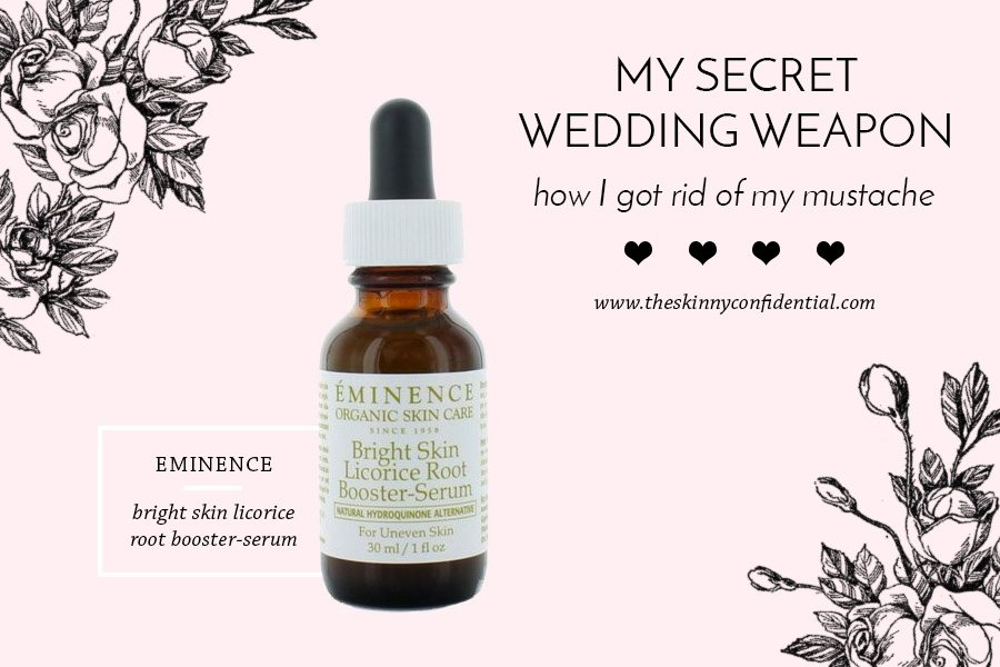 secret wedding weapon | by the skinny confidential